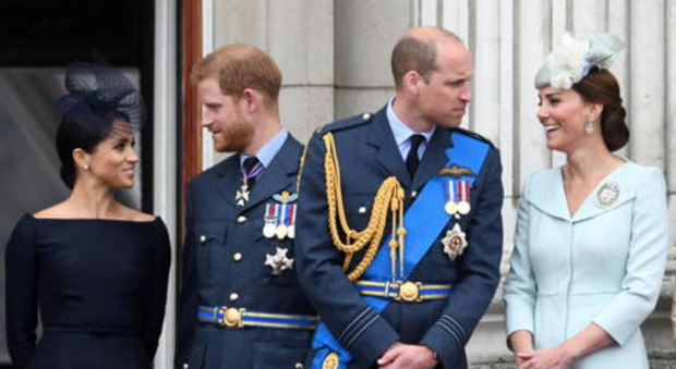 Meghan Markle e Harry, il gesto inaspettato per l'anniversario di Kate Middleton e William
