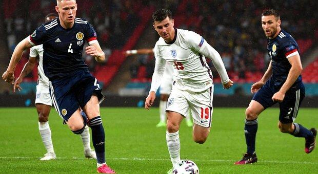 Inghilterra-Scozia 0-0