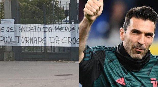 Gigi Buffon, la strana accoglienza a Parma: «Te ne sei andato da mercenario, non puoi tornare da eroe»