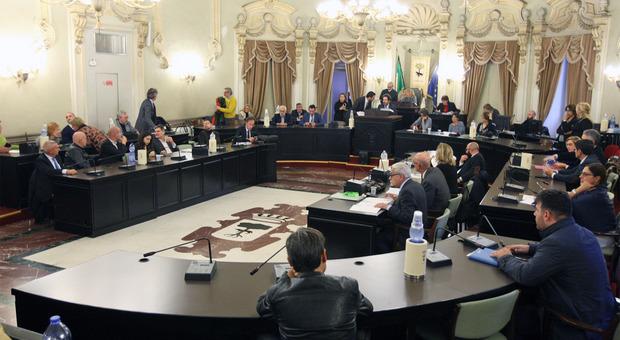 Il consiglio comunale di Lecce