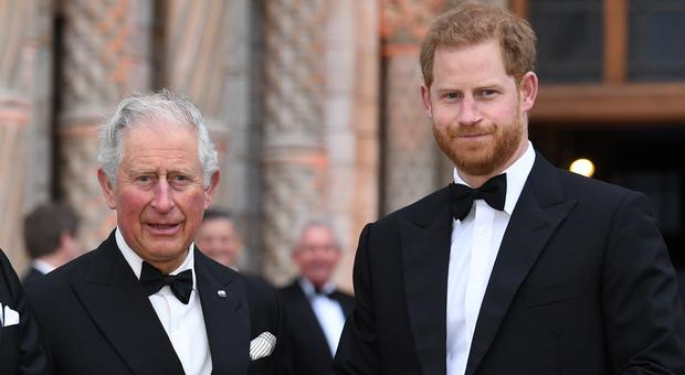 Principe Harry, pace fatta con papà Carlo: «Si sentono regolarmente»