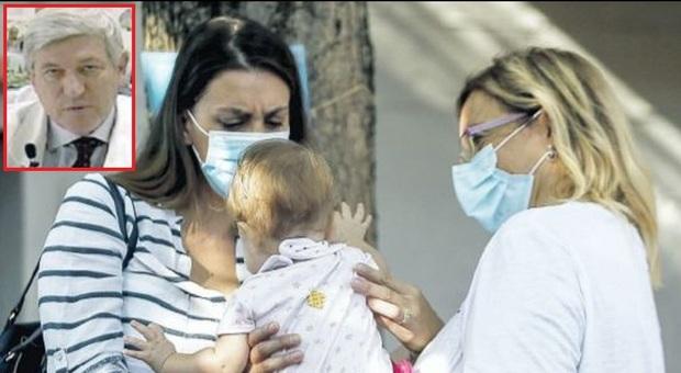 Covid, che fare se mio figlio ha la febbre. I consigli del pediatra