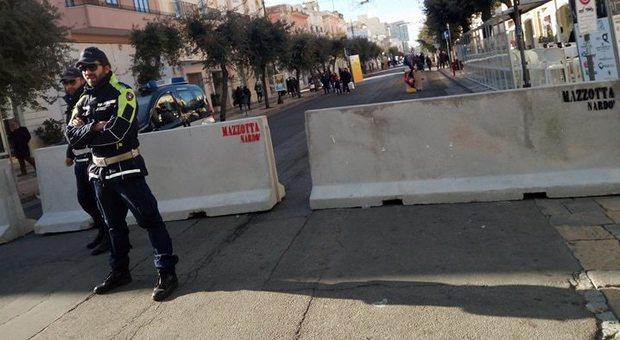 Corso roma chiuso traffico in tilt e polemica for Corso di arredatore d interni roma