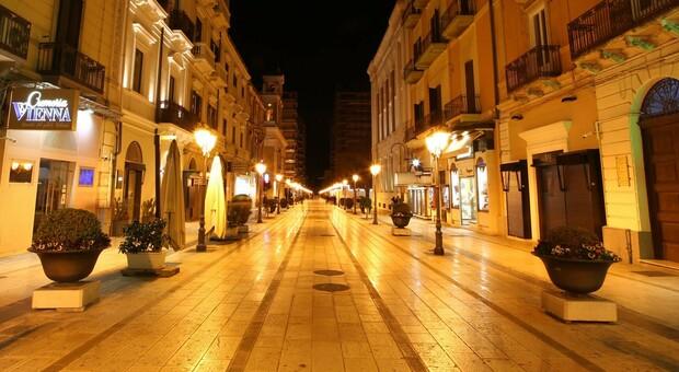 Taranto deserta