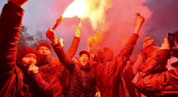 Liverpool, tifoso dei Reds in coma: fermati 2 ultrà romanisti