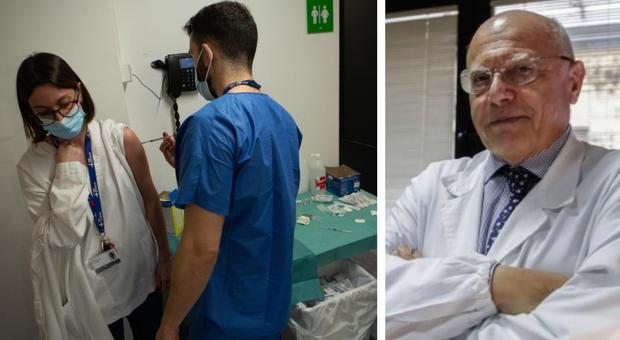 Covid, l'infettivologo Galli: «Stanno vaccinando chi è già guarito dal virus, sono fuori di me»
