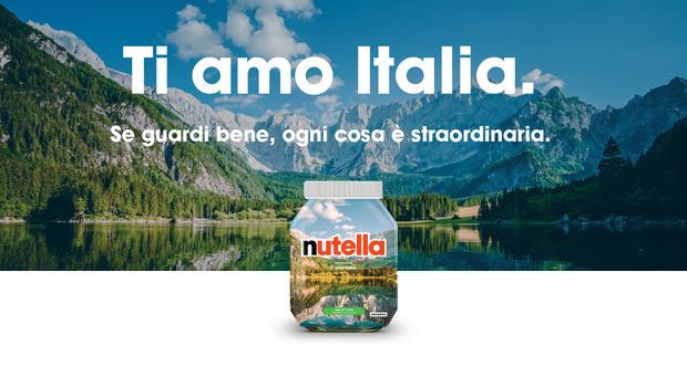Nutella, arriva la special edition tutta tricolore: quando sarà in vendita FOTO