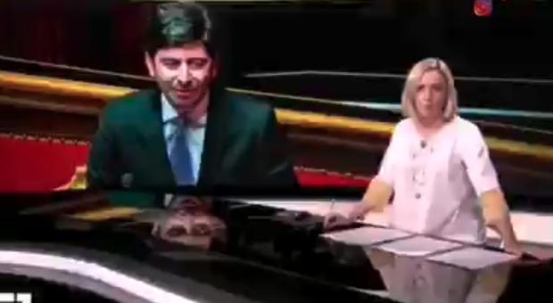 «Il ministro della Speranza, Salute»: la gaffe del Tg1 fa il giro di Twitter VIDEO