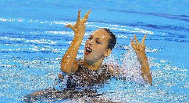 Morta Noemi Carrozza stella del nuoto sincronizzato. L'atleta 20enne vittima di un incidente in motorino