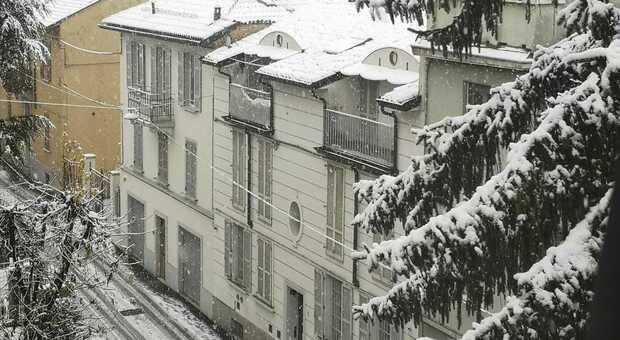Neve, allerta meteo al nord da Parma al Veneto e Piemonte