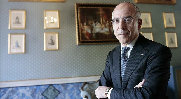 Francesco Starace, amministratore delegato e direttore generale dell'Enel