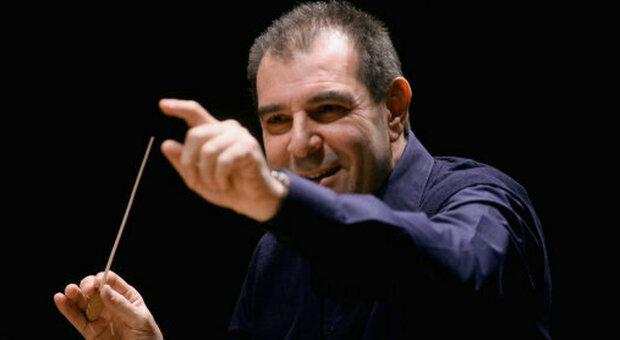 Daniele Gatti sul podio di Santa Cecilia dirige Mahler. Markus Werba baritono