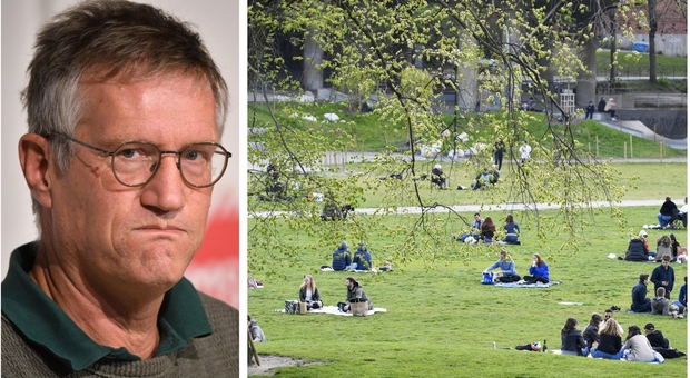 Covid, l epidemiologo che ha vietato il lockdown in Svezia: «Così abbiamo evitato la seconda ondata»