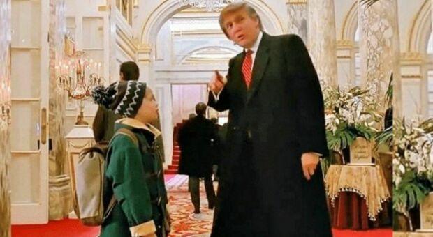 """Via Trump anche da """"Mamma ho riperso l'aereo"""": Macaulay Culkin sottoscrive la petizione social per cancellare la scena"""
