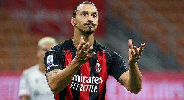 Milan, Ibrahimovic e Duarte ancora positivi: derby a rischio
