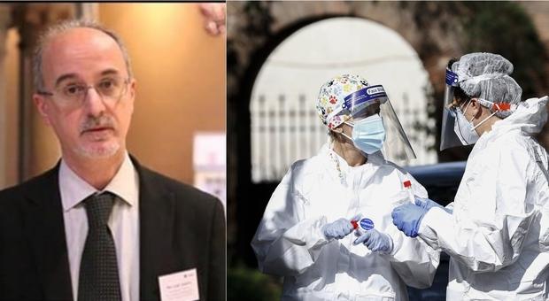 Covid come l'influenza, Lopalco: «Diventerà una malattia stagionale e non andrà più via»