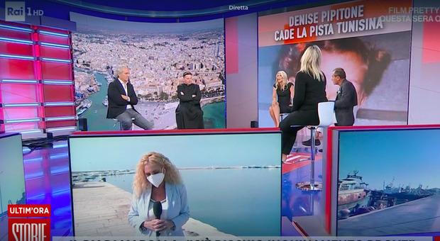 Denise Pipitone, Storie Italiane: «Rischio inquinamento prove, ecco chi c'era sulla nave per Tunisi»