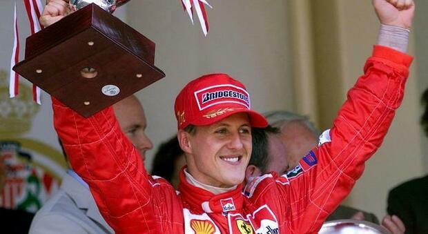 Netflix, un film in onore di Michael Schumacher: la leggenda della Formula 1