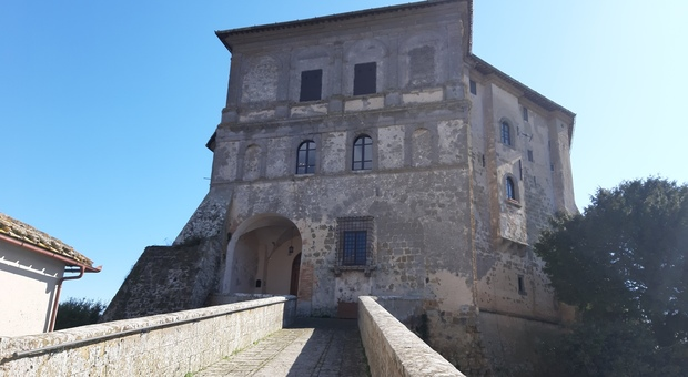 Rocca Farnese a Capodimonte