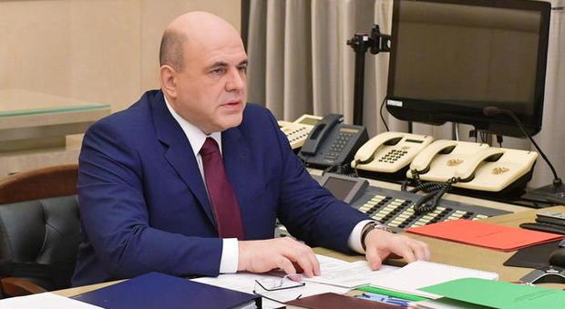 Covid 19 in Russia, contagiato il premier Mishustin. Il virus accelera: oltre 100 mila casi