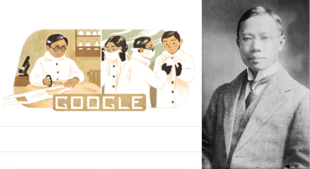 Google celebra il medico che inventò la mascherina chirurgica: come e quando ha avuto l'idea