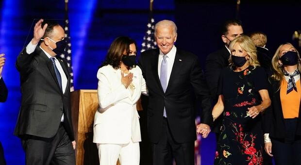 Joe Biden ha vinto: sarà il 46esimo presidente degli Stati Uniti. Le prime parole: «Sarò il presidente di tutti gli americani»