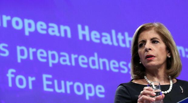 Ue, in scenario migliore vaccino a fine anno, inizio 2021