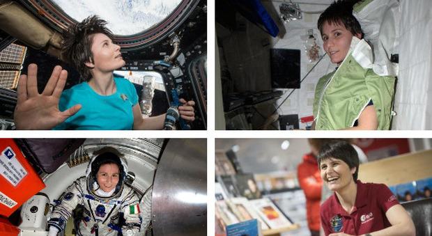 Samantha Cristoforetti prima donna europea a capo della Stazione spaziale: «Un onore»