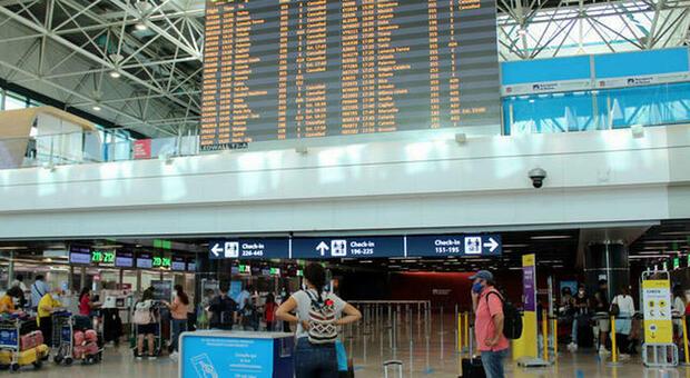 Trasporto aereo: sciopero generale