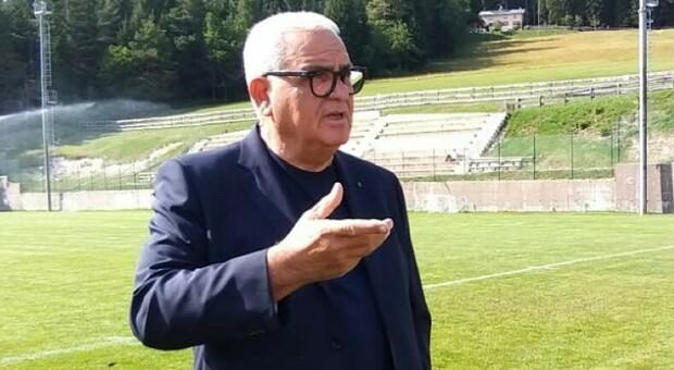 Pantaleo Corvino, direttore sportivo del Lecce