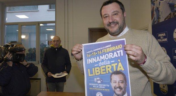 Salvini: «Vogliono processarmi anche per la nave  Open Arms»