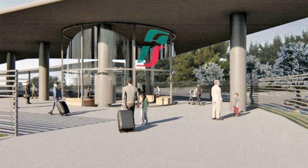 Dal Recovery 80 milioni di euro per il collegamento ferroviario con l'aeroporto di Brindisi