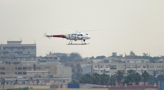 L'elicottero senza pilota