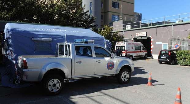 Coronavirus, ricoverato a Pescara un paziente di rientro dalla Lombardia