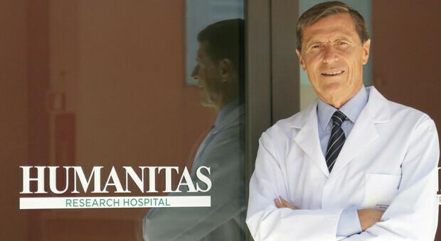 Il direttore scientifico dell Iccs dell Humanitas, Alberto Mantovani, motiva l'assoluta validità del vaccino e invita i giovani a sottoporsi ad entrambe le dosi
