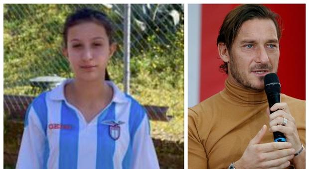 Ilenia in coma da 9 mesi, si sveglia dopo un videomessaggio di Totti: «Ora vuole incontrarlo»