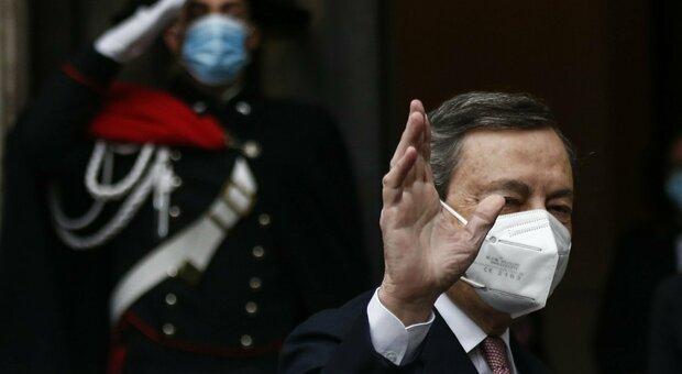 Draghi, voto di fiducia al Senato tra entusiasti e semi-depressi