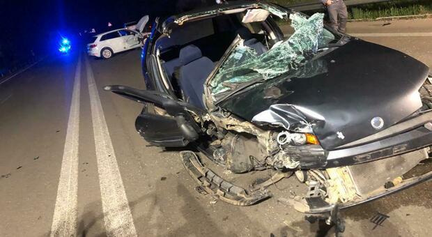 L'incidente sulla 275