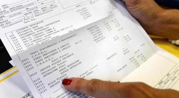 Fisco, trappola Irpef nella busta paga di 900mila lavoratori