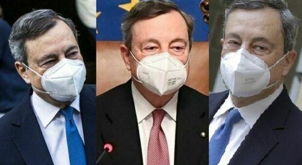 Draghi, cosa ha detto: discorso politico con la bussola del governo breve (e 2 stoccate a Salvini)