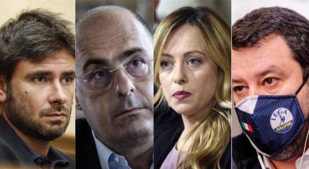 Governo Draghi, le reazioni. Di Battista: «Ne valeva la pena?». Salvini: «Subito a lavoro». Zingaretti: «Sosterremo con lealtà»