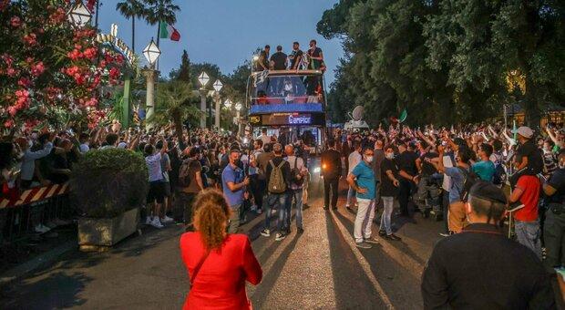 Variante Delta Roma, Cauda: «Nella Capitale circola molta gente, non c'è solo l'effetto azzurri»