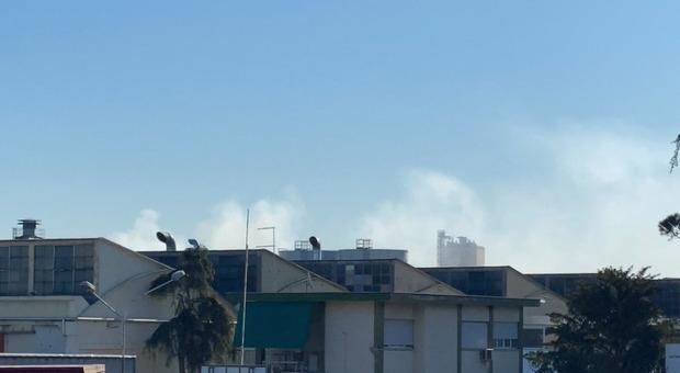 Pomezia brucia: esplosione in una cartiera in mattinata, nella notte a fuoco un appartamento