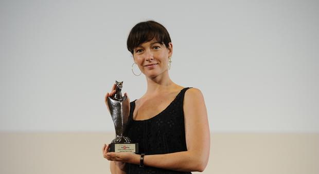 """Giffoni Film Festival, Cristiana Capotondi: """"Io, donna coraggio in tv"""""""