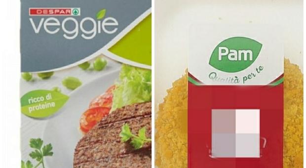 Scatta l'allerta da parte del Ministero della Salute per i burger veggie targati Despar e Pam Panorama