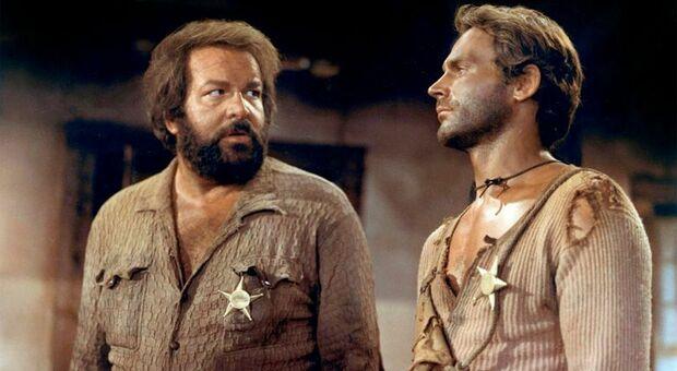 Lo chiamavano Trinità, 50 anni del film culto: «Contro ogni cliché». Bud e Terence nei ricordi del giovane aiuto regista