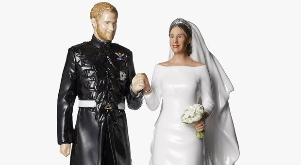 Meghan Markle perde la guerra delle statuette con Kate Middleton: le sue svendute in saldo