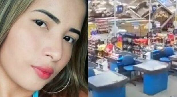 Operaia di un supermercato travolta e uccisa dal crollo degli scaffali: aveva 21 anni. Altri 8 feriti