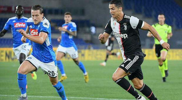 Juventus-Napoli, la Lega non torna indietro: «Ecco perché si deve giocare e gli Azzurri dovevano partire»