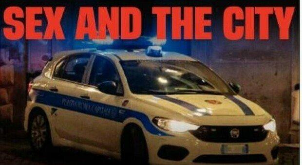 Cinevigili, il sesso nella volante con la radio accesa scatena il web: da